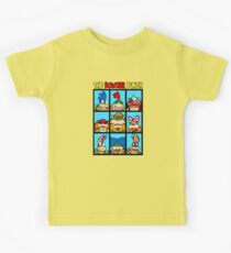 The Bowser Bunch Kids Tee