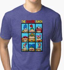 The Bowser Bunch Tri-blend T-Shirt