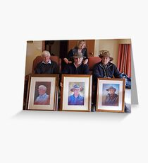 Trilogy of Brothers Photo Greeting Card