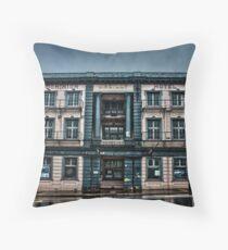 Dominion Hotel Throw Pillow