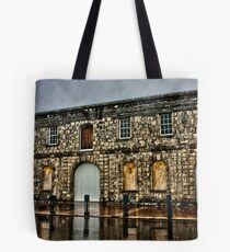 All Boarded Up Tote Bag