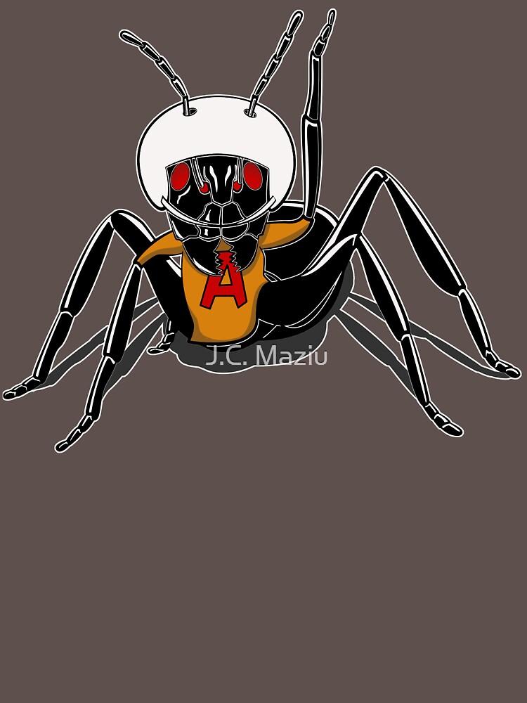 An atomic ant. by jcmaziu