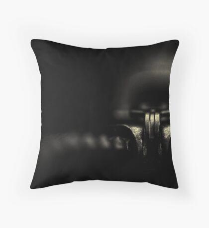 Imagination: Different Mood! II Throw Pillow