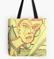 imp early vamporism Tote Bag