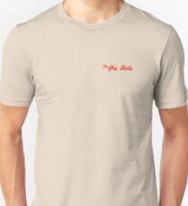 The Pie Hole Tag Unisex T-Shirt