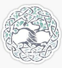 Celtic Tree of Life Sticker