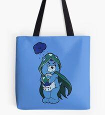 Grumpy Jace Bear Tote Bag
