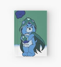 Grumpy Jace Bear Hardcover Journal
