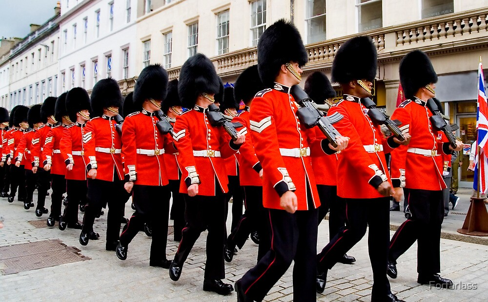 Dundee's Armed Forces Parade by Forfarlass