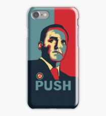 """Dedicated to Phil """"Agent"""" Coulson iPhone Case/Skin"""