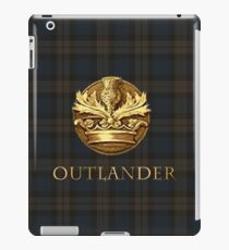 Outlander Plaid iPad Case/Skin