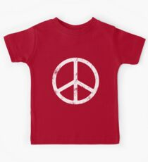 PEACE SIGN Kids Tee
