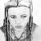 """Tuareg Girl"" by globeboater"