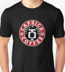 Caprica Coffee T-Shirt