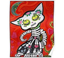 Gato De Los Muertos Poster