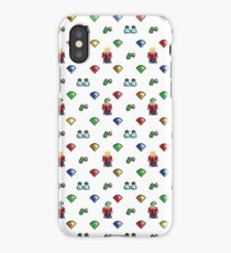 Commander Keen King iPhone Case/Skin