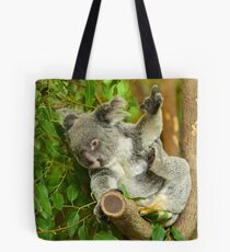 Hey Dude Tote Bag