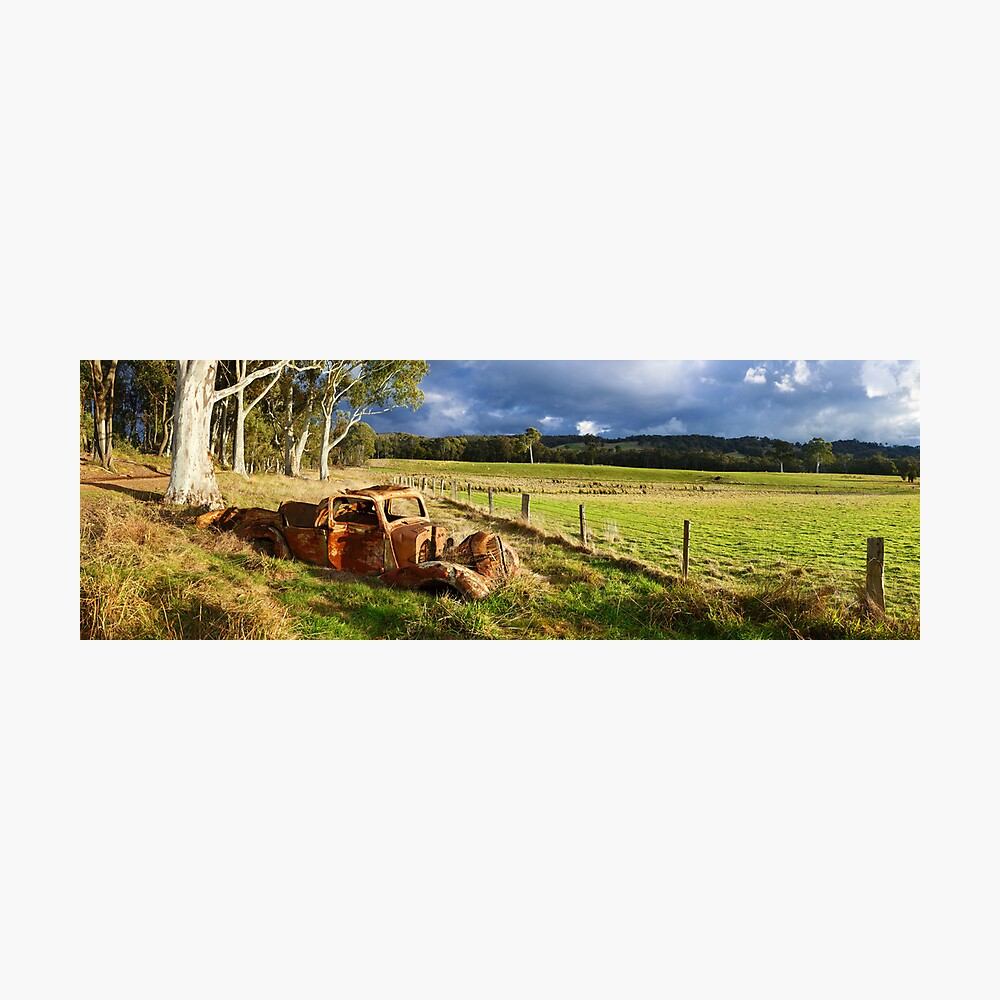 Times Gone By, Tumbarumba, New South Wales, Australia Photographic Print