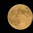 Full moon by Andrea Rapisarda