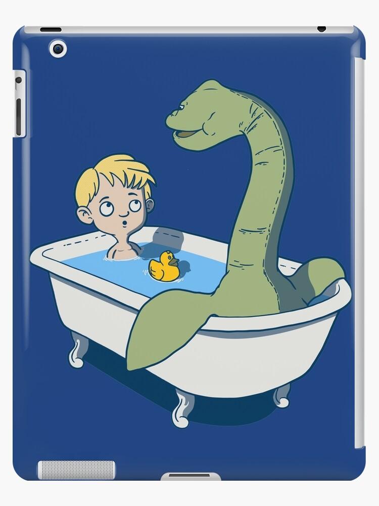 There's something in my bath!! by J.C. Maziu