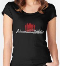 Keep walking... even dead #4 Women's Fitted Scoop T-Shirt