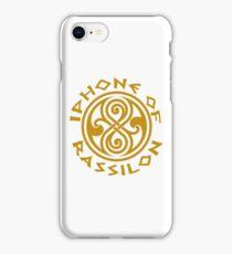 Iphone of Rassilon iPhone Case/Skin