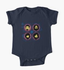 The Big Beards Theory Kids Clothes