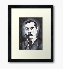 Arthur Conan Doyle Framed Print