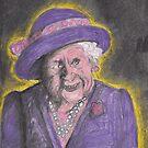 HRH The Queen Mother by Dinah Stubbs