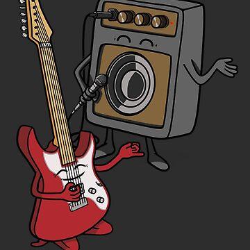 I wanna rock! by jcmaziu