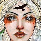 Freyja Norse goddess by MoonSpiral