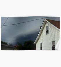 Severe Storm Warning 1 Poster