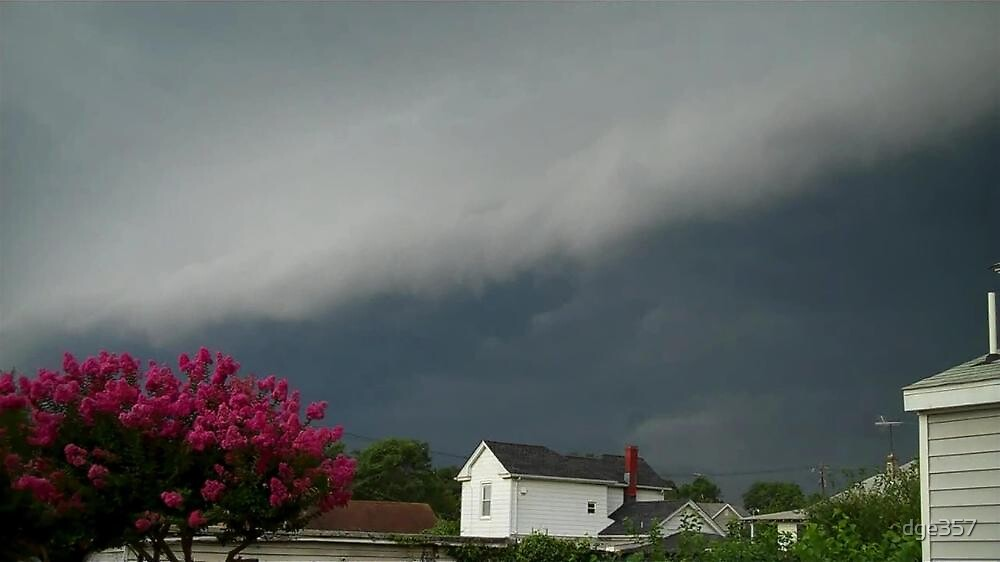 Severe Storm Warning 6 by dge357