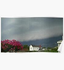Severe Storm Warning 7 Poster