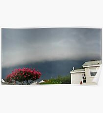 Severe Storm Warning 12 Poster