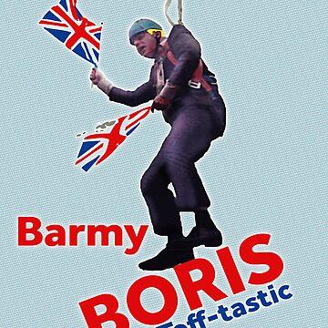 Boris Johnson by mateyboy