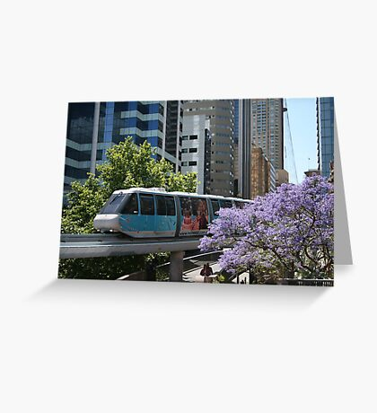Untitled, Sydney. Greeting Card