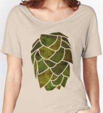 Hop Cone Women's Relaxed Fit T-Shirt