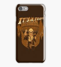 It's a trap! iPhone Case/Skin