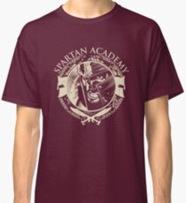 Spartan Academy Classic T-Shirt