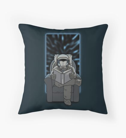 Inmersive Throw Pillow
