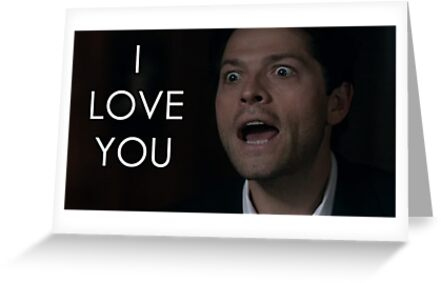 I Love You Misha Collins By Mariatorg  Misha Collins Resume