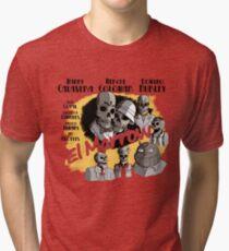 El Marrow. Tri-blend T-Shirt