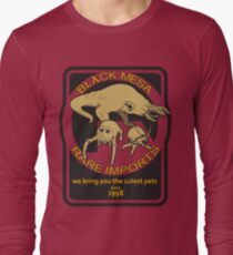 Black Mesa rare imports. Long Sleeve T-Shirt