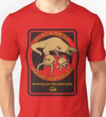 Black Mesa rare imports. Unisex T-Shirt