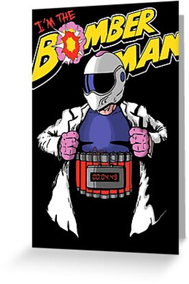 I'm the Bomberman! by J.C. Maziu