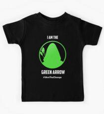 I am the Green Arrow Kids T-Shirt