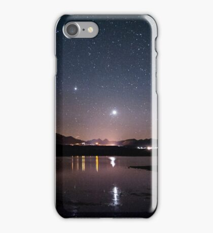 Planets over Mammoth iPhone Case/Skin