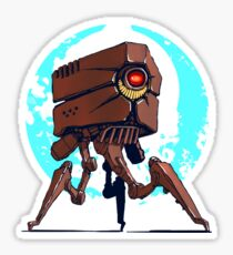 Other Robot tripod  Sticker