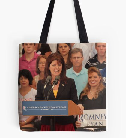 Rebecca Kleefisch Side Two Tote Bag